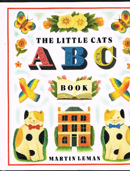 Image for The Little Cats ABC Book