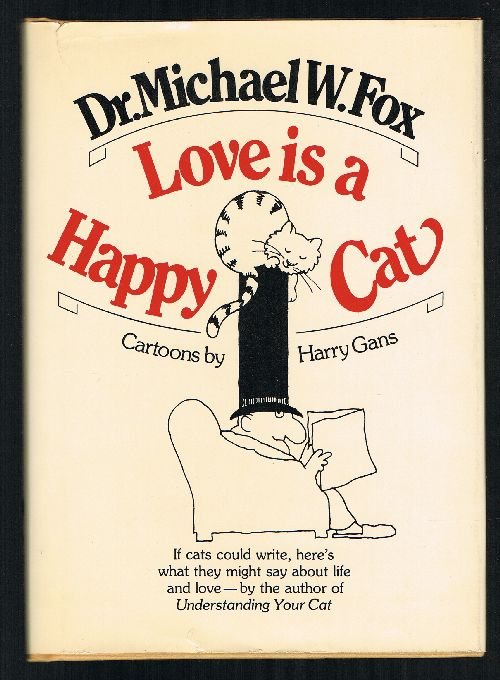 Image for Love is a Happy Cat