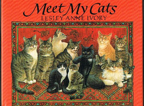 Image for Meet My Cats