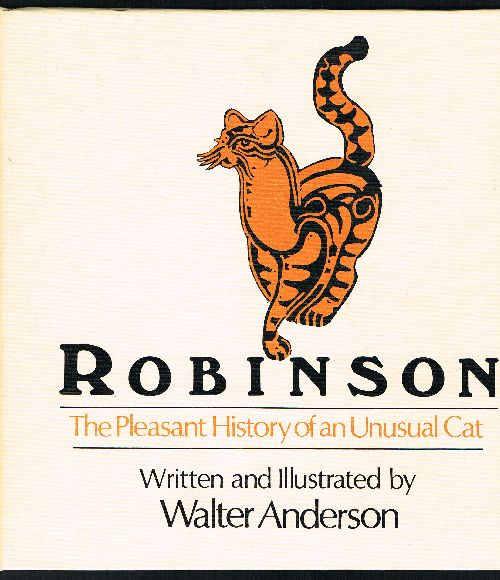 Image for Robinson - The Pleasant History of an Unusual Cat