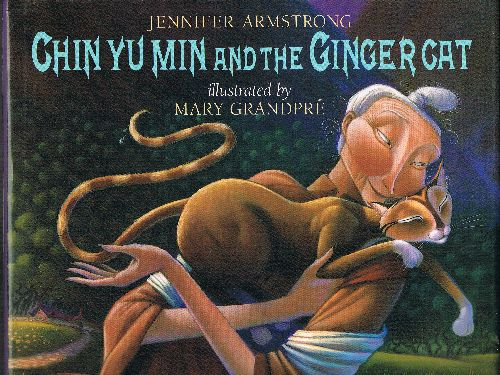Image for Chin Yu Min and the Ginger Cat