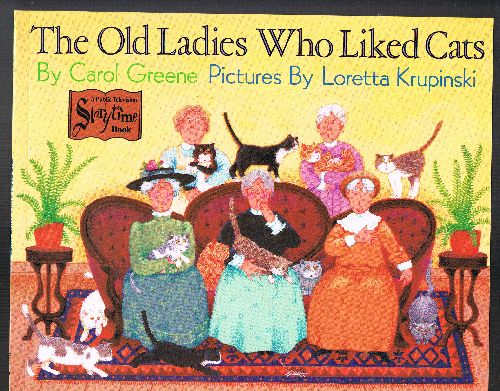 Image for The Old Ladies Who Liked Cats