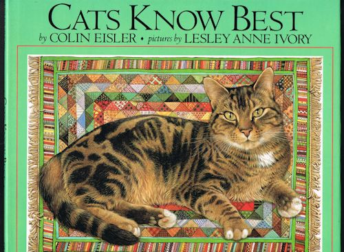 Image for Cats Know Best