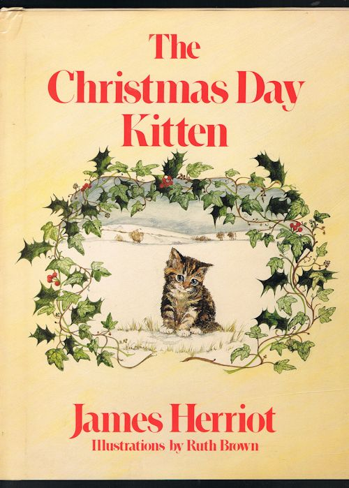 Image for The Christmas Day Kitten