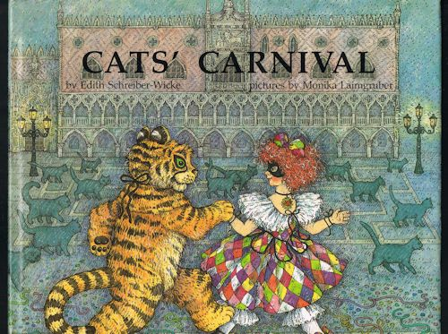 Image for Cats' Carnival