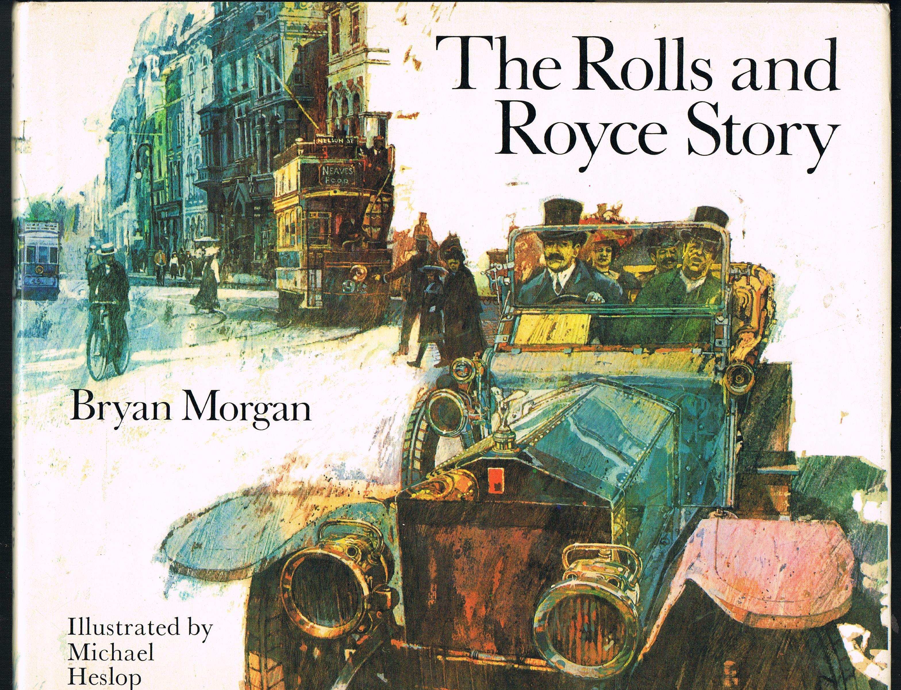 Image for The Rolls and Royce Story