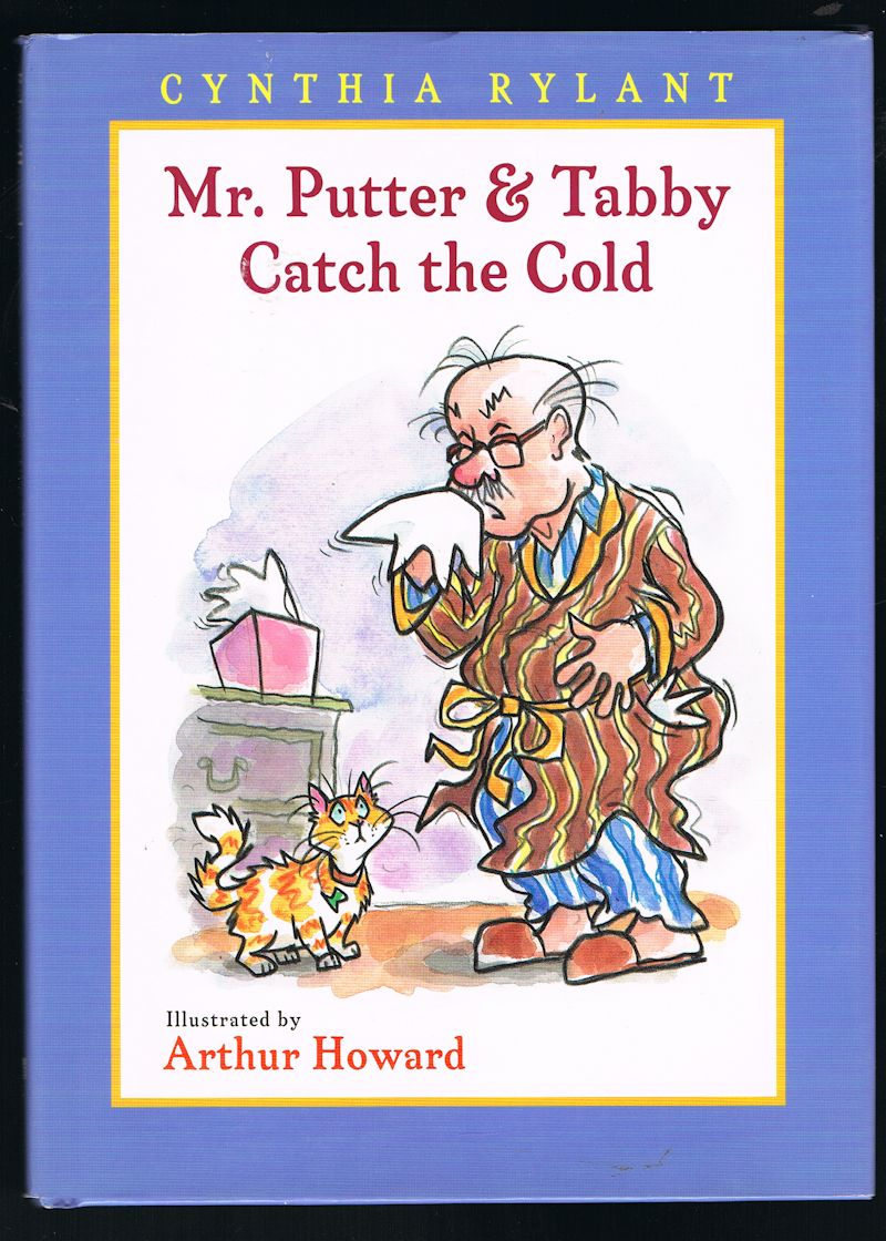 Image for Mr. Putter & Tabby Catch the Cold