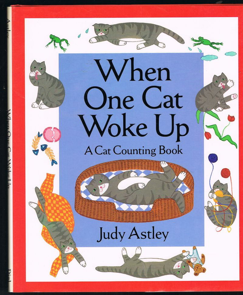 Image for When One Cat Woke Up - A Cat Counting Book