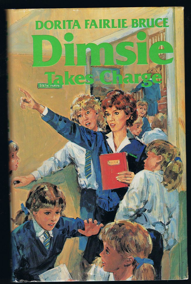 Image for Dimsie Takes Charge and Other Stories