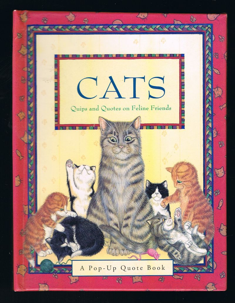Image for Cats - A Pop-Up Quote Book