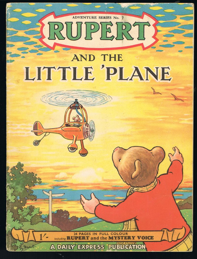 Image for Rupert and the Little Plane - Adventure Series No.7