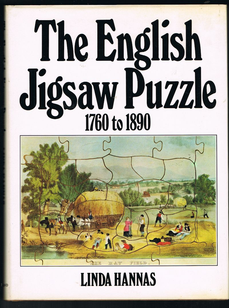 Image for The English Jigsaw Puzzle 1760-1890