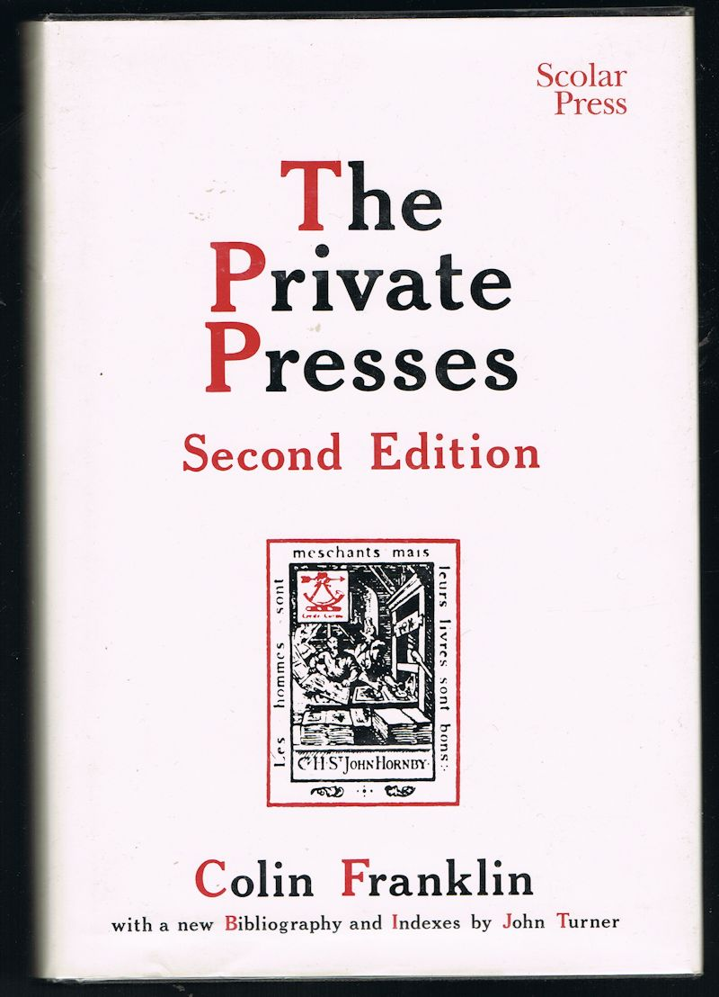 Image for The Private Presses - Second Edition