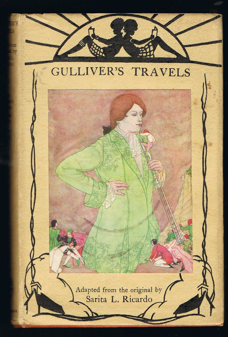 Image for Gulliver's Travels - Among the Little People of Lilliput and the Giants of Brobdingnag