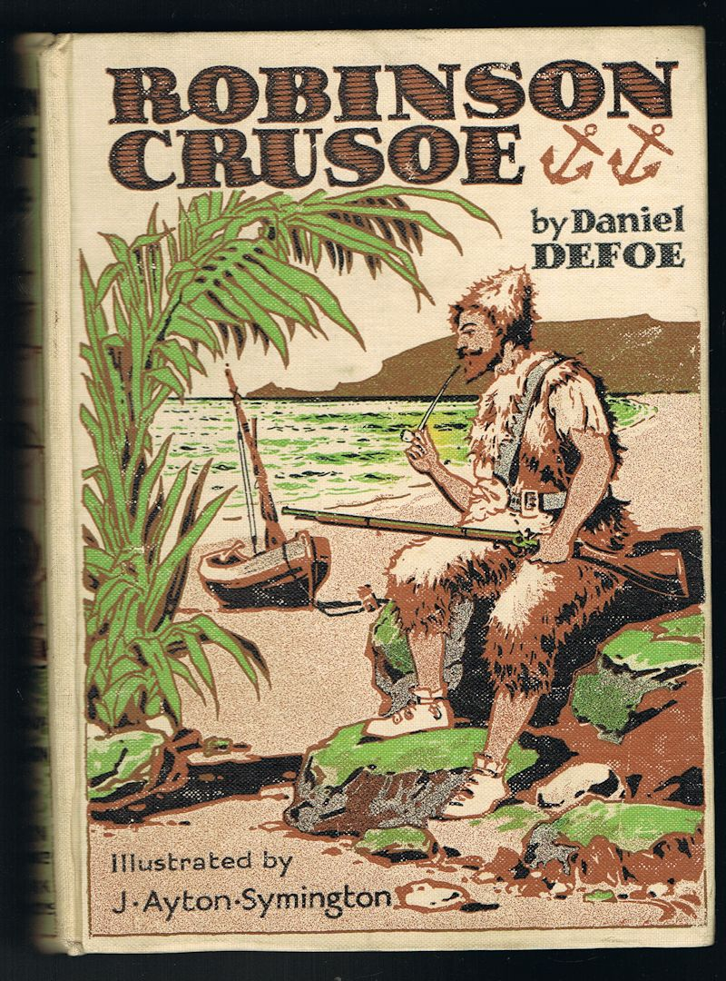 Image for The Life and Strange Surprising Adventures of Robinson Crusoe of York, Mariner