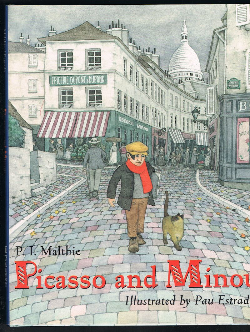 Image for Picasso and Minou