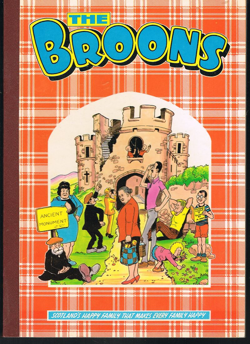 Image for The Broons Annual 1986