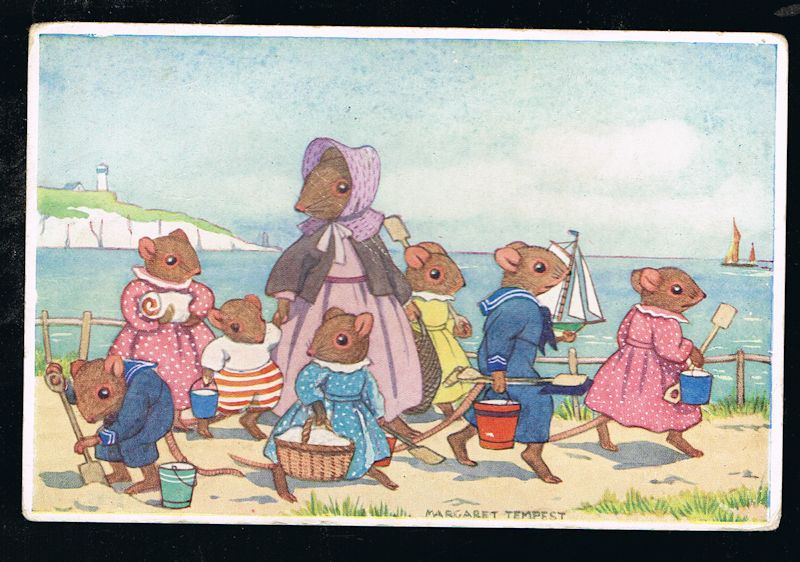 Image for The Seaside Holiday Postcard