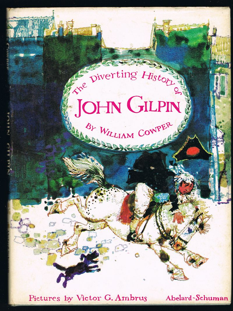 Image for The Diverting History of John Gilpin