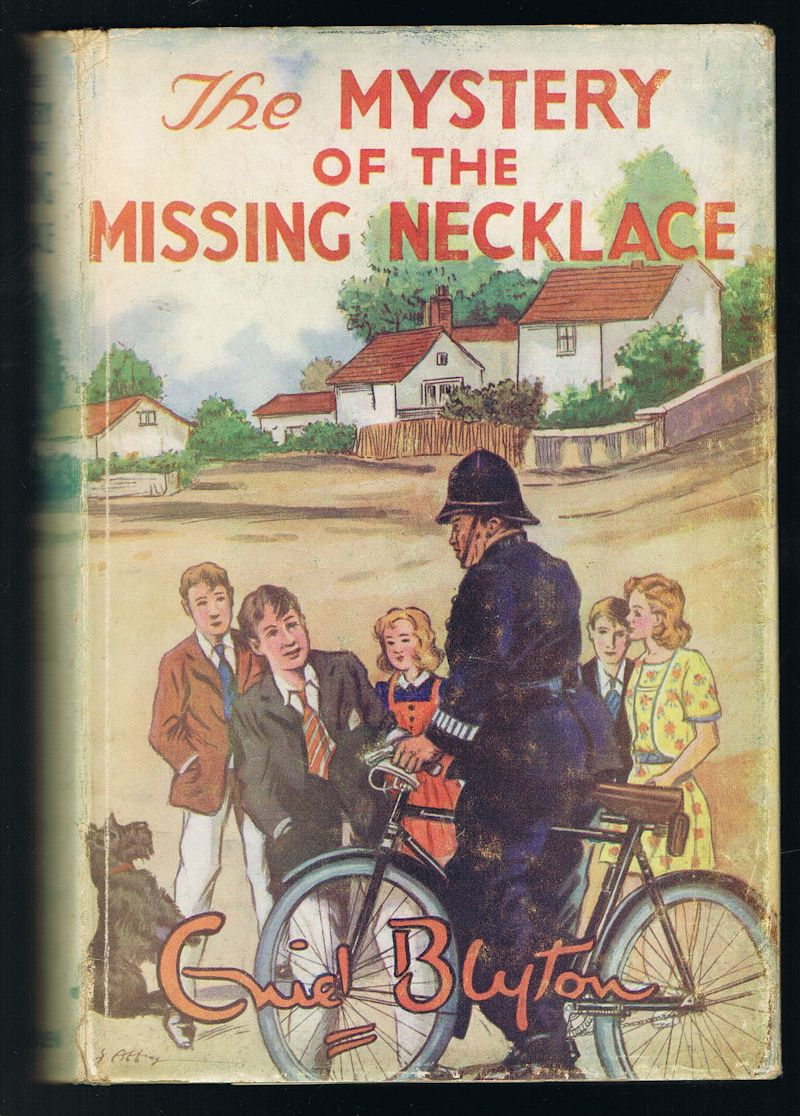 Image for The Mystery of the Missing Necklace