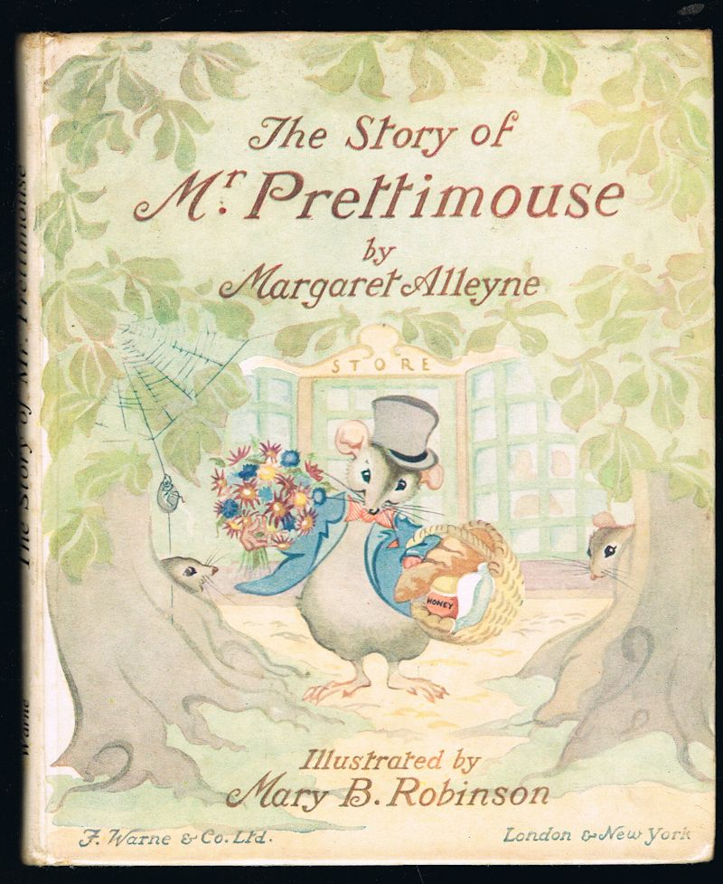 Image for The Story of Mr. Prettimouse