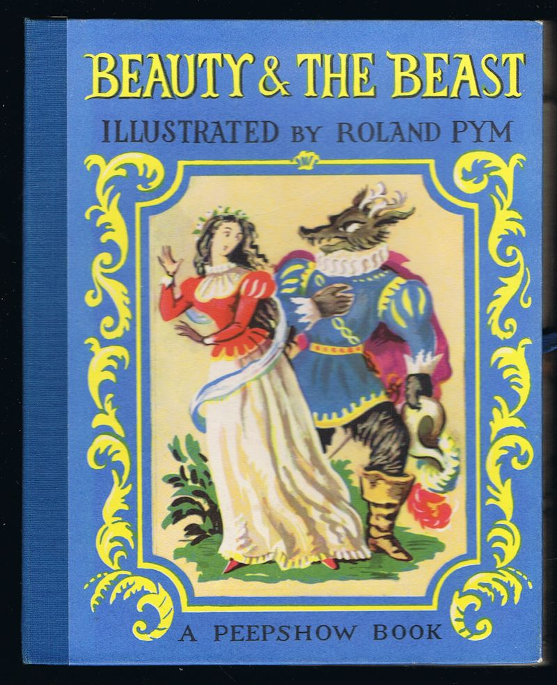 Image for Beauty & the Beast - A Peepshow Book
