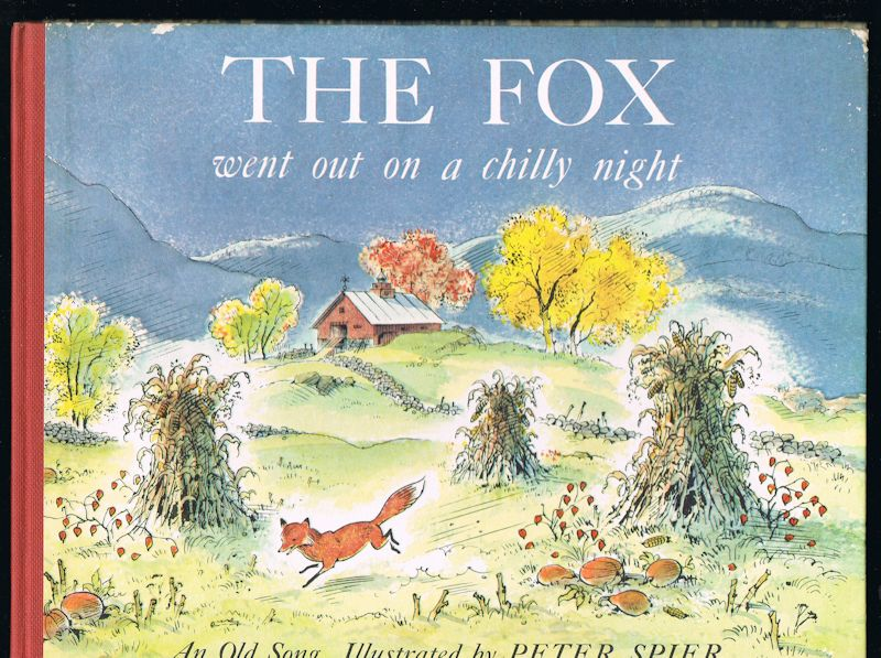 Image for The Fox Went Out on a Chilly Night