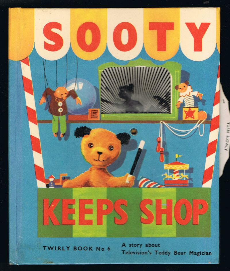 Image for Sooty Keeps Shop - Twirly Book No.6