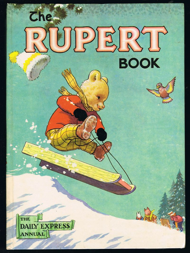 Image for The Rupert Book [Rupert Annual 1956]